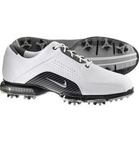 Nike Men's Zoom Advance Golf Shoes (White/Metallic Silver/White)