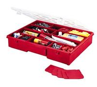Stack-On 17-Compartment Storage Box