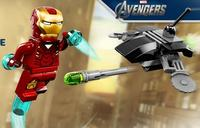 FREEExclusive, Iron Man vs. Fighting Drone with purchases over $50 @LEGO Company Ltd
