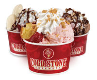 Buy 1 Get 1 Free with My Cold Stone Club @Cold Stone Creamery