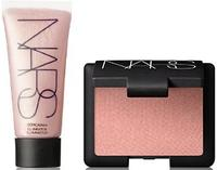 Free Mini Copacabana Illuminator and mini super orgasm blushwith Any Order @NARS Cosmetics