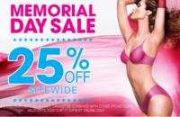 25% OFF SitewideMaidenform Memorial Day Sale