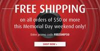 Free Shippingon orders of $50  @ Le Creuset