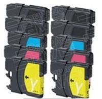 Brother LC-61 Compatible Ink Cartridge 10-Pack