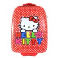 4 styles of Hello Kitty Rolling Luggage @ OrangeOnions