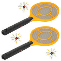 Electric Bug Zapper Racket 2-Pack