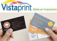25% Off+ Free Shipping over $25 for New Customers @Vistaprint.com