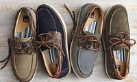 Up to 33% offJohnston & Murphy Men's Boat Shoes sale