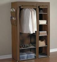 Fabric Storage Wardrobe