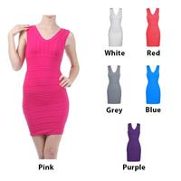 $17 + Free ShippingShape of the Style Dress (Choice of Color)