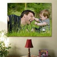 16x20 Personalized Photo Canvas