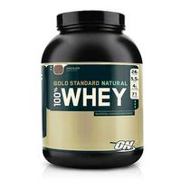5 lbs. Optimum Nutrition Natural 100% Whey Gold Standard