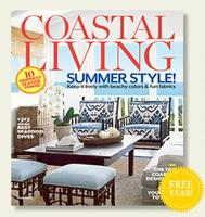 Free Year Subscription of Coastal Livingwith orders over $150 @ Le Creuset