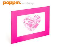 Free Picture Framewith any $10 purchase @ Poppin.com