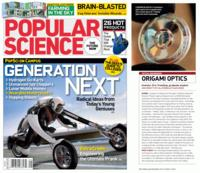 FREEPopular Science Magazine 1-Year Subscription