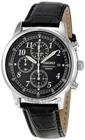 $99.99 + Free shipping Seiko Stainless Steel Chronograph Men's Watch (SNDC33 or SNDC31 )