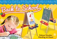 Back to school sale@ Melissa and Doug