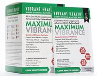 FREE Sample of Vibrant Health Maximum Vibrance