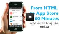 FREEFrom HTML to App Store in 60 Minutes Course @ Udemy