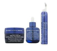 24 Hours Only! $138.96 (56% OFF) Peter Thomas Roth Neuroliquid 3-piece System @ QVC