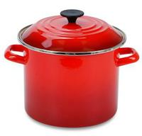 $59Le Creuset Enamel Steel 8 Quart Stockpot (Available in 5 Colors)