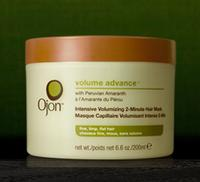 Free Full Size Volume Advance 2 Minute Maskwith any Order at Ojon.com