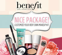 Free US Shipping on any orderor free international shipping on orders over $100 @Benefit Cosmetics