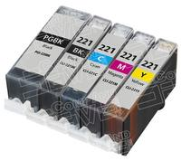 $1.995 Pack of Compatible Ink Cartidges for Canon PGI220 & CLI221 Series