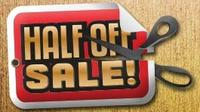 Up to 87% offHalf Off Sale @ Bargain Outfitters