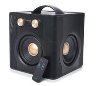 TDK V513 Life in Record Wireless Sound Cube with Bluetooth Support