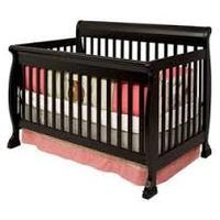 DaVinci Kalani II 4-in-1 Convertible Sleigh Crib Collection