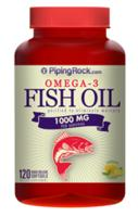 Fish Oil Starting from $3.79+ Free Shipping @ Piping Rock Health Products