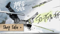 Yard Sale@Evo.com
