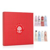 $10 Deluxe Hand Therapy Sampler Set of 8 @ Crabtree & Evelyn