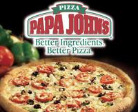Buy One Large One Topping Pizza, Get One Free @ Papa John's Pizza