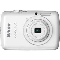 $49.95Refurbished Nikon Coolpix S01 10.1MP Digital Camera