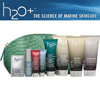 Free Overnight Recovery Kit(Pictured, $59 value)with Any $50 Purchase @H2O Plus