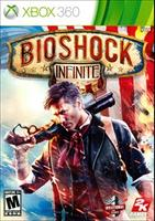 $14.99Used BioShock Infinite Xbox 360 or PS3