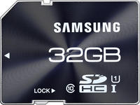 Samsung Electronics 32GB Pro Extreme Speed (UHS-1) Class 10 SDHC Memory Card