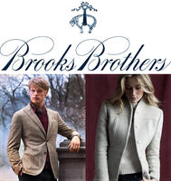 Additional 15% Off Your Entire Order@ Brooks Brothers