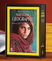 $29.95The Complete National Geographic on 7 DVD-ROMs