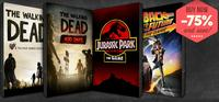 Telltale Adventure Bundle for PC