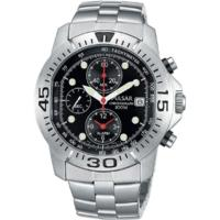 Pulsar by Seiko Men's Stainless Steel Watch PF3427