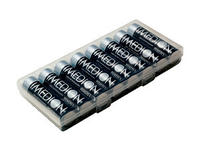 Powerex 2,400mAh AA Rechargeable Batteries 8-Pack