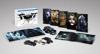 The Dark Knight Trilogy: Ultimate Collector's Edition Memorabilia Pack (Does Not Include Blu-ray Discs)
