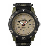 Timex Men's Expedition Rugged Velcro Strap Watch T49833