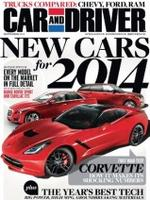 FREECar & Driver Magazine 1-Year Subscription (12 issues)