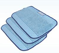 Free 3-packof Mixed Microfiber Cleaning Cloths with Every iRobot Braava Purchase