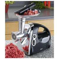 Deni 3301 350w Meat Grinder - Includes Sausage Stuffer Attachment