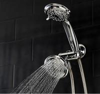 HotelSpa Luxury 30-Setting 2-in-1 Shower Head